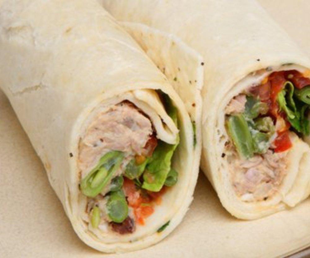 Thunfisch Wrap
