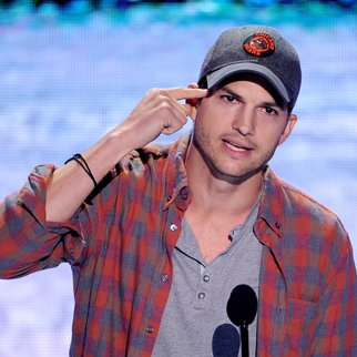 Ashton Kutcher ging fremd