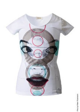 Diesel T-Shirt aus der Sommer Kollektion