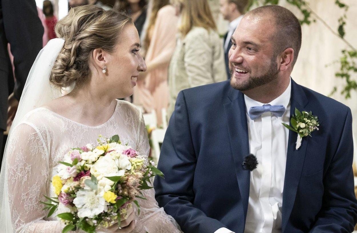Hochzeit auf den ersten Blick Melissa und Philipp