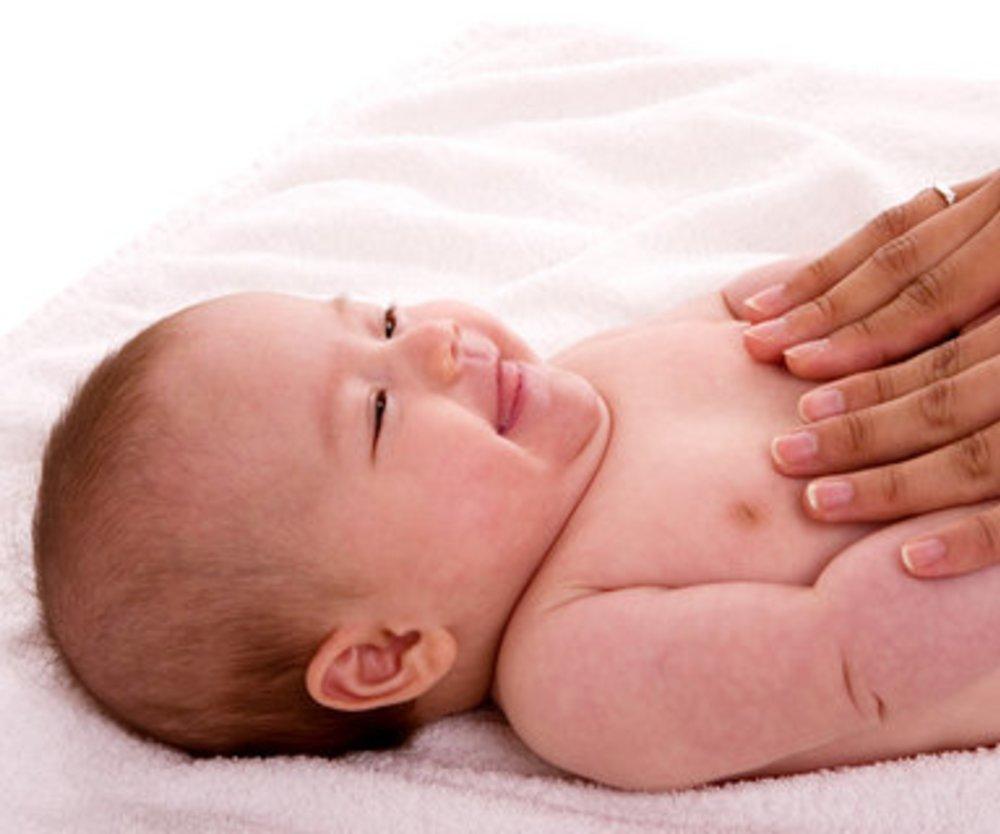 Falsche Pflege für Babyhaut