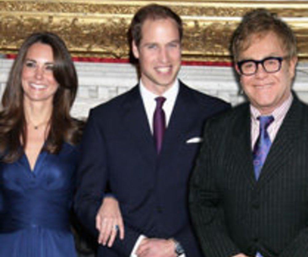 Prinz William und Kate Middleton: Elton John singt bei der Hochzeit!