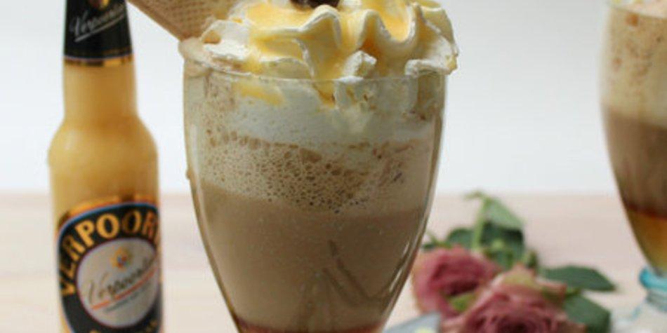 Frappuccino mit Karamel