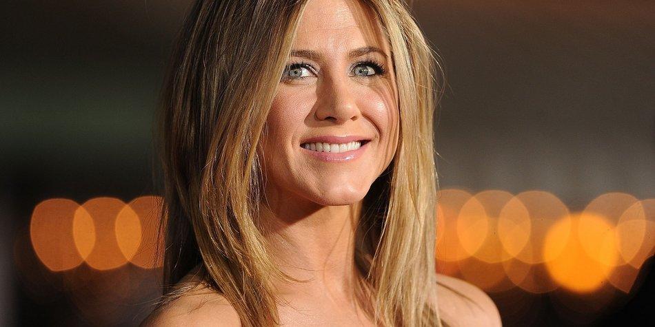 Jennifer Aniston findet Nacktszenen befreiend