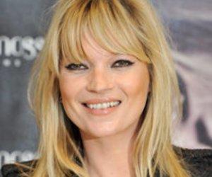 Kate Moss setzt auf Natürlichkeit
