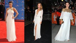 Römerkleider: Sexy Eleganz à la Hollywood