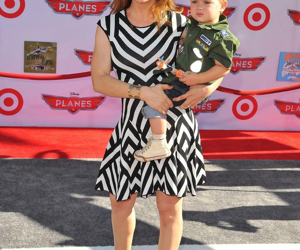 Alyssa Milano ist wieder Mutter geworden