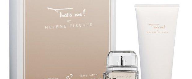 Helene Fischer präsentiert ihren Weihnachtsduft