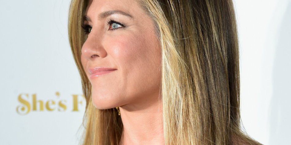 Jennifer Aniston hilft Jennifer Garner