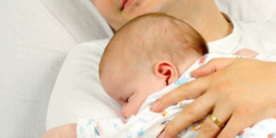 Elterngeld: Jeder vierte Vater macht Papa-Pause