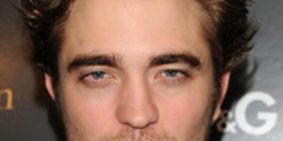 Robert Pattinson will ein Album aufnehmen