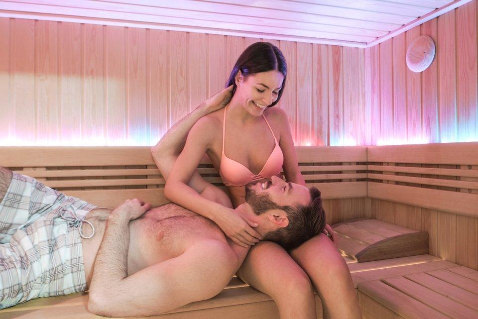In sauna fiken der Sex in