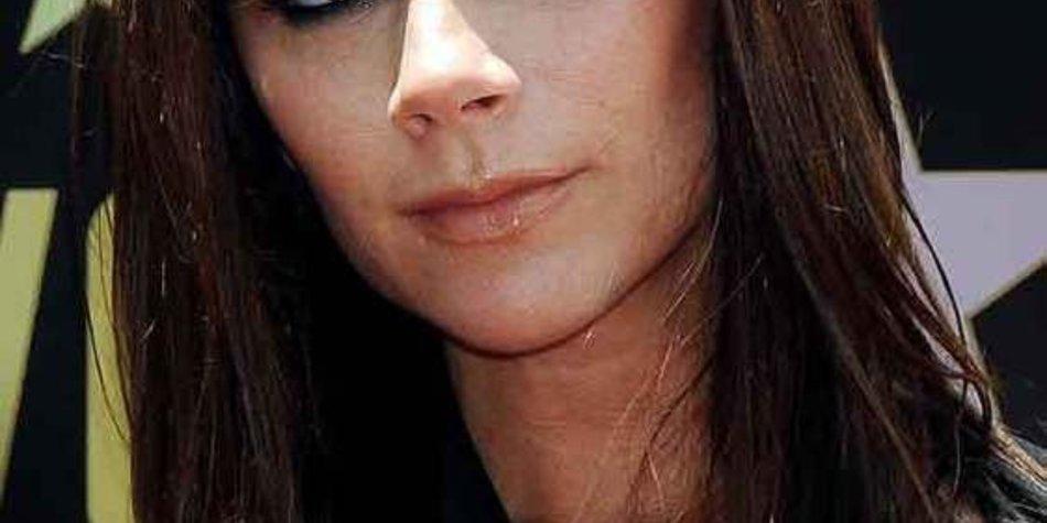 Victoria Beckham: Verliebt in Baby Harper