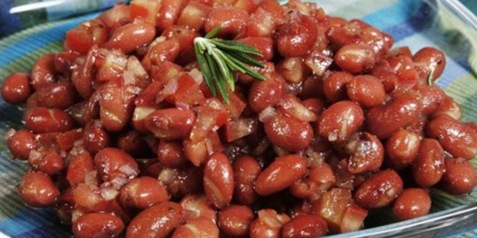 Kidneybohnensalat