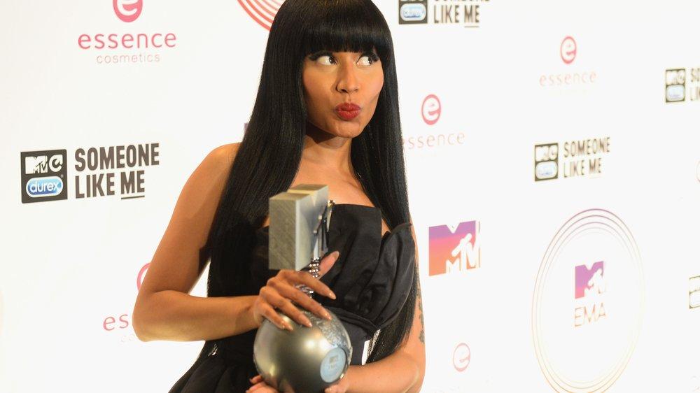 Nicki Minaj: Plant sie ein Baby?