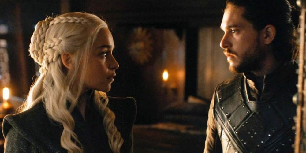 Jon und Daenerys