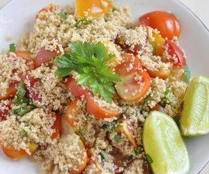 Arabischer Couscous Salat