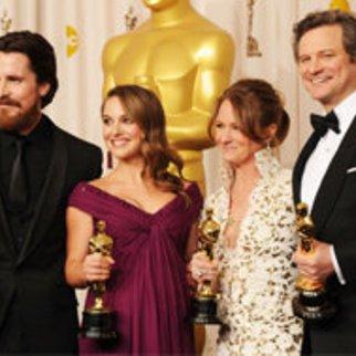 Oscars 2011: Die strahlenden Gewinner