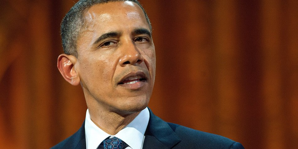 Barack Obama ist für die gleichgeschlechtliche Ehe