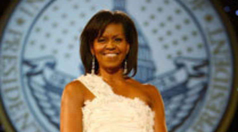 Michelle Obama auf dem Cover der amerikanischen Vogue