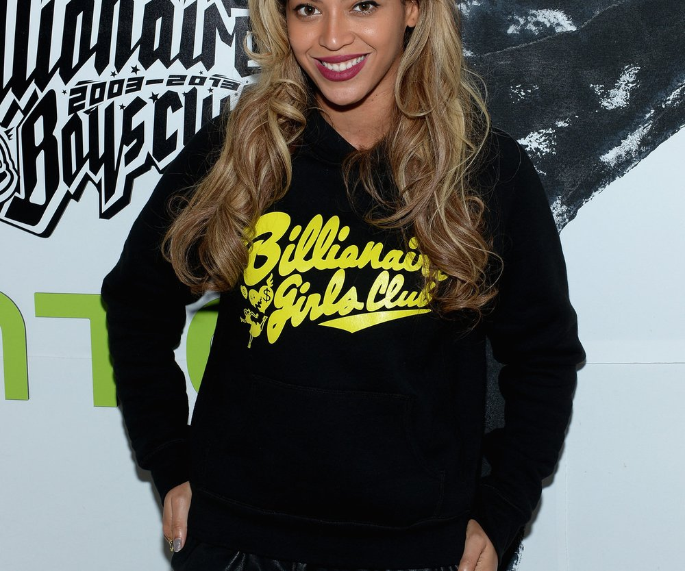 Beyonce schenkt ihrer Tochter ein Pferd