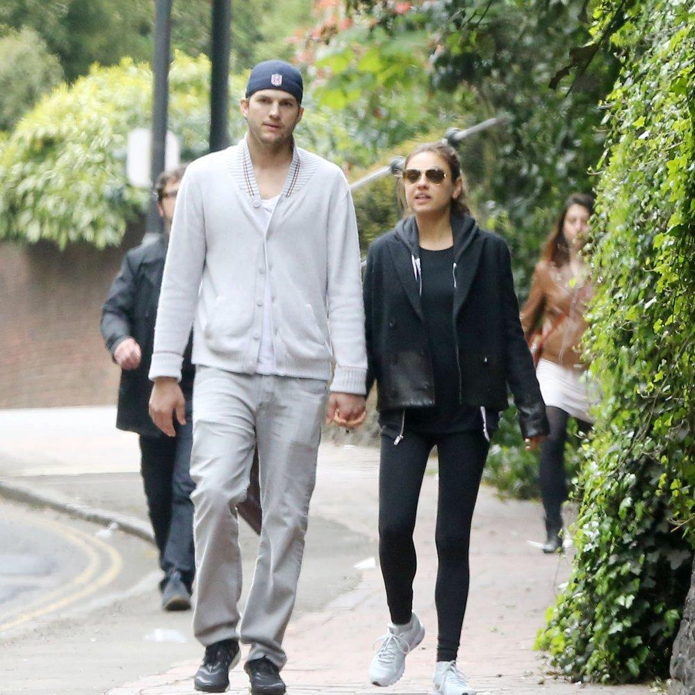 Ashton Kutcher und Mila Kunis: Im Urlaub mit Prinzessin Beatrice