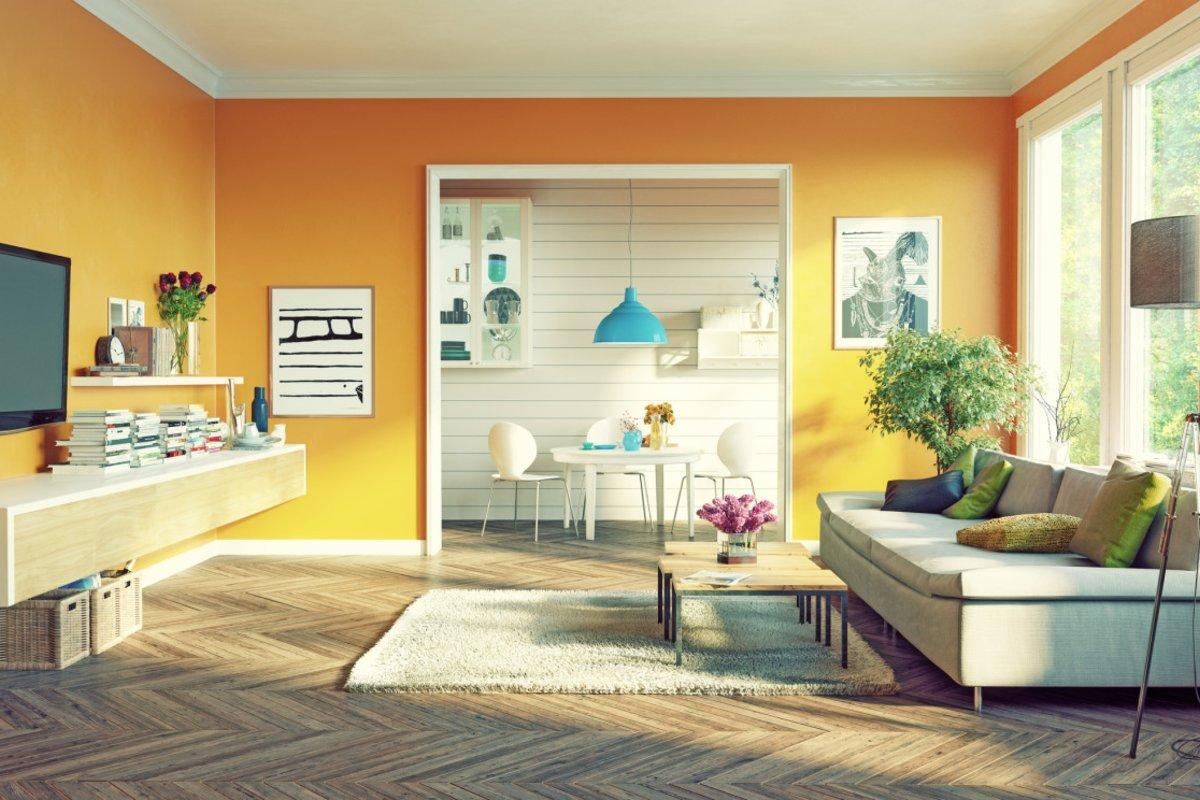 18 Tipps für Feng Shui im Wohnzimmer  desired.de