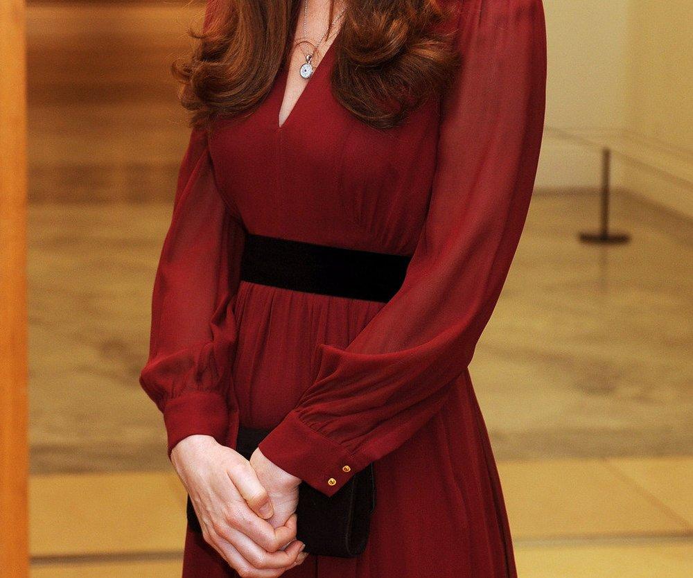 Kate Middleton: Dicker Hintern durch Schwangerschaft