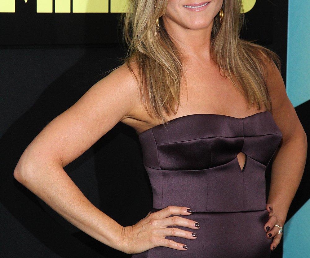 Jennifer Aniston spielt eine sexy Stripperin