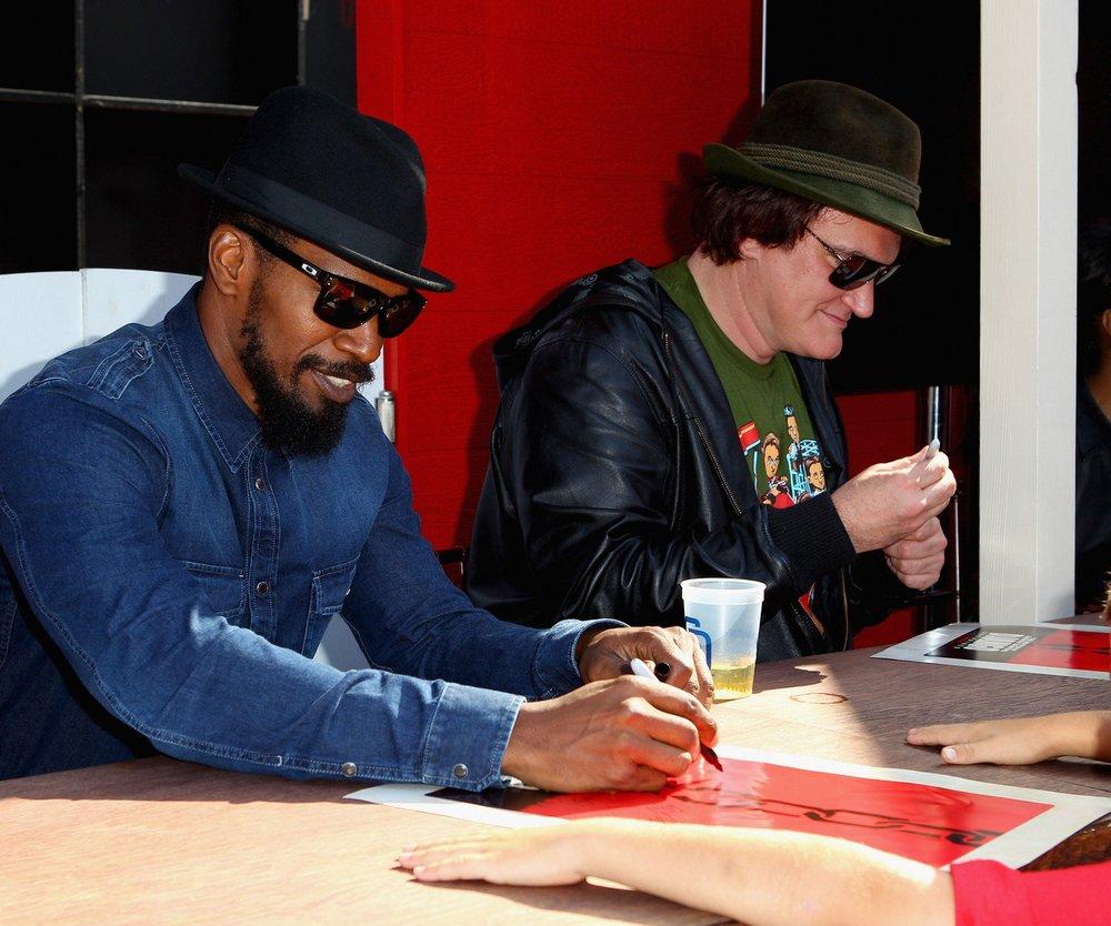 Quentin Tarantino: Neues Ende für Django Unchained