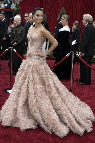 Abendkleider: Penelope Cruz