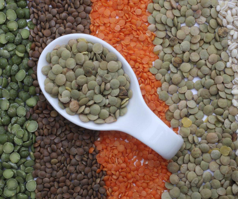 Linsen kochen - Gesunde Vielfalt