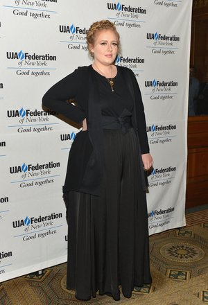 NEW YORK, NY - JUNE 21:  Singer/songwriter Adele attends UJA-Federation Of New York Music Visionary Of The Year Award Luncheon at The Pierre Hotel on June 21, 2013 in New York City.  (Photo by Slaven Vlasic/Getty Images)