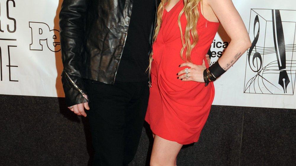 Avril Lavigne verrät endlich Details ihrer Hochzeit