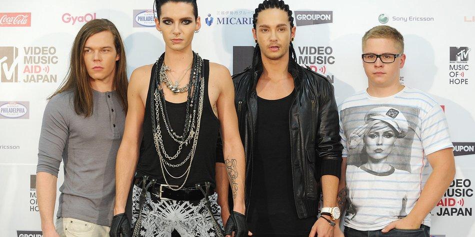 Tokio Hotel plant ein neues Album