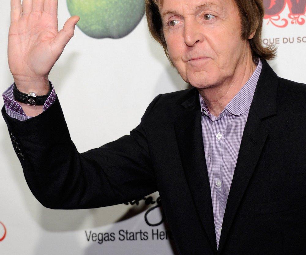 Paul McCartney schickt Botschaft ins All