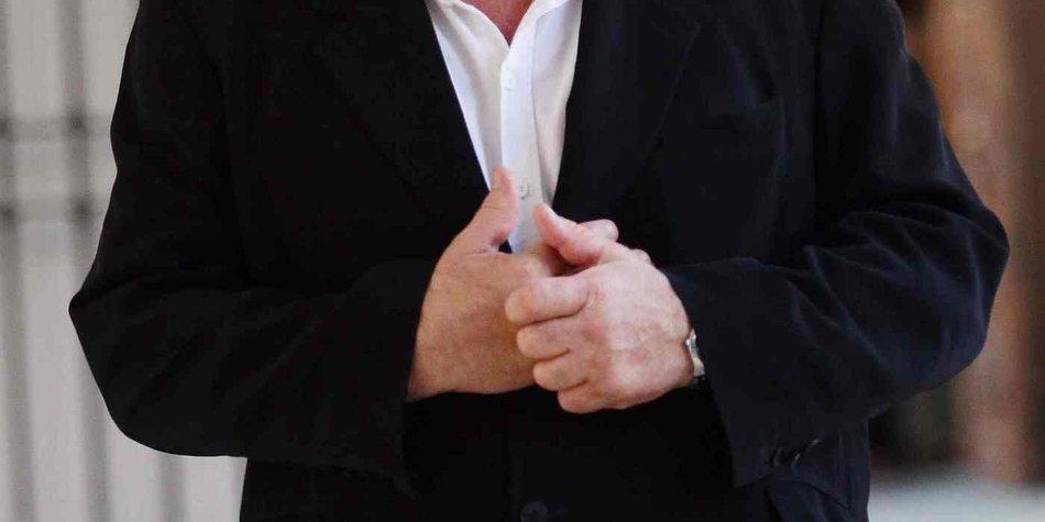 Gérard Depardieu mag Franzosen nicht