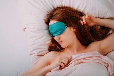 Stress bewältigen Gut schlafen