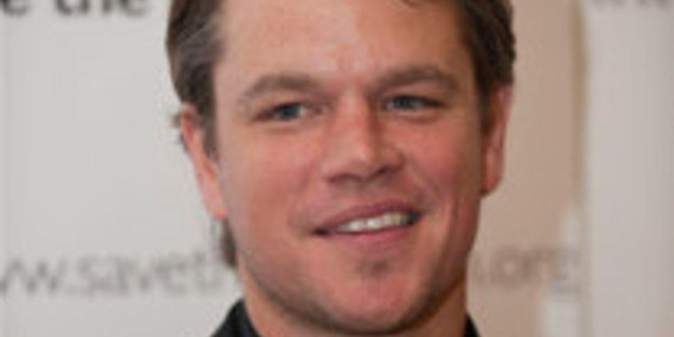 Matt Damon: Familienmensch