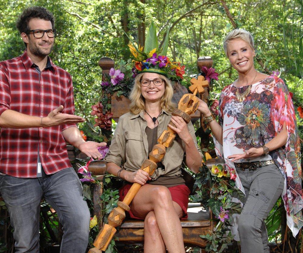 Dschungelcamp: Maren ist Dschungelkönigin
