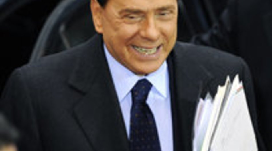 Silvio Berlusconi: Scheidungskrieg