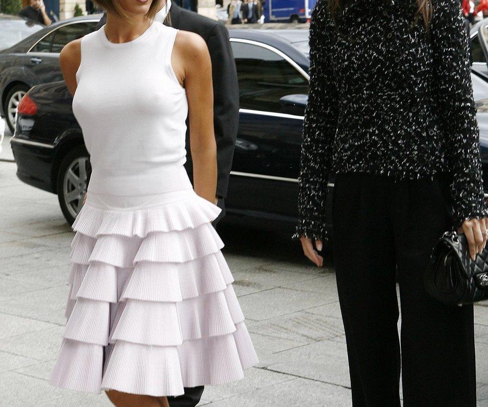 Victoria Beckham als Stilberaterin