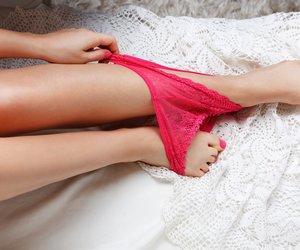 Unterwäsche ausziehen