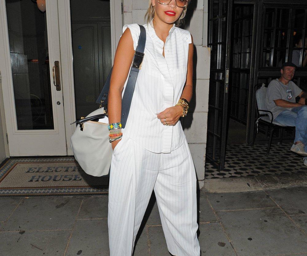 Rita Ora mag Calvin Harris' Songs nicht