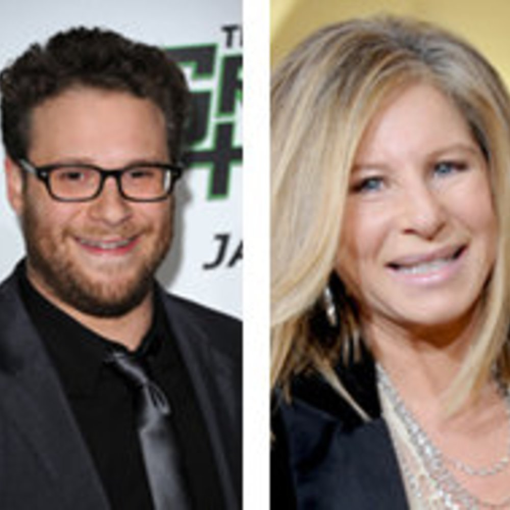Seth Rogen: Barbra Streisand's Sohn in neuem Film