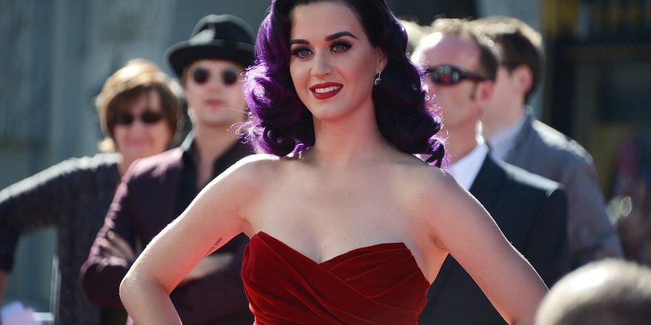 Katy Perry datet John Mayer