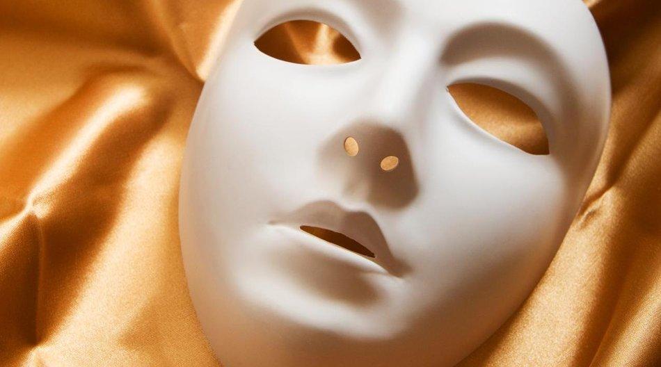 LED-Maske