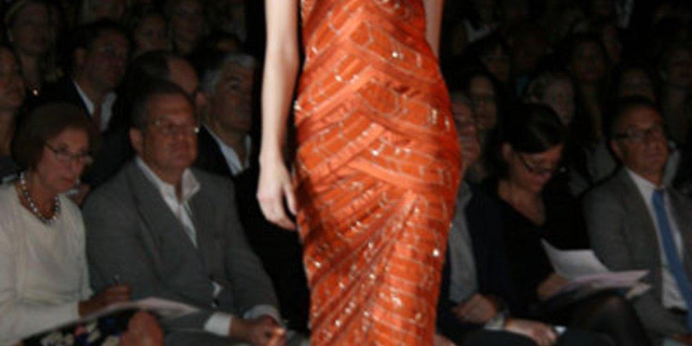 Fashion Week New York 2010: Carolina Herrera