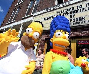"""The Simpsons im Stil von """"24"""""""