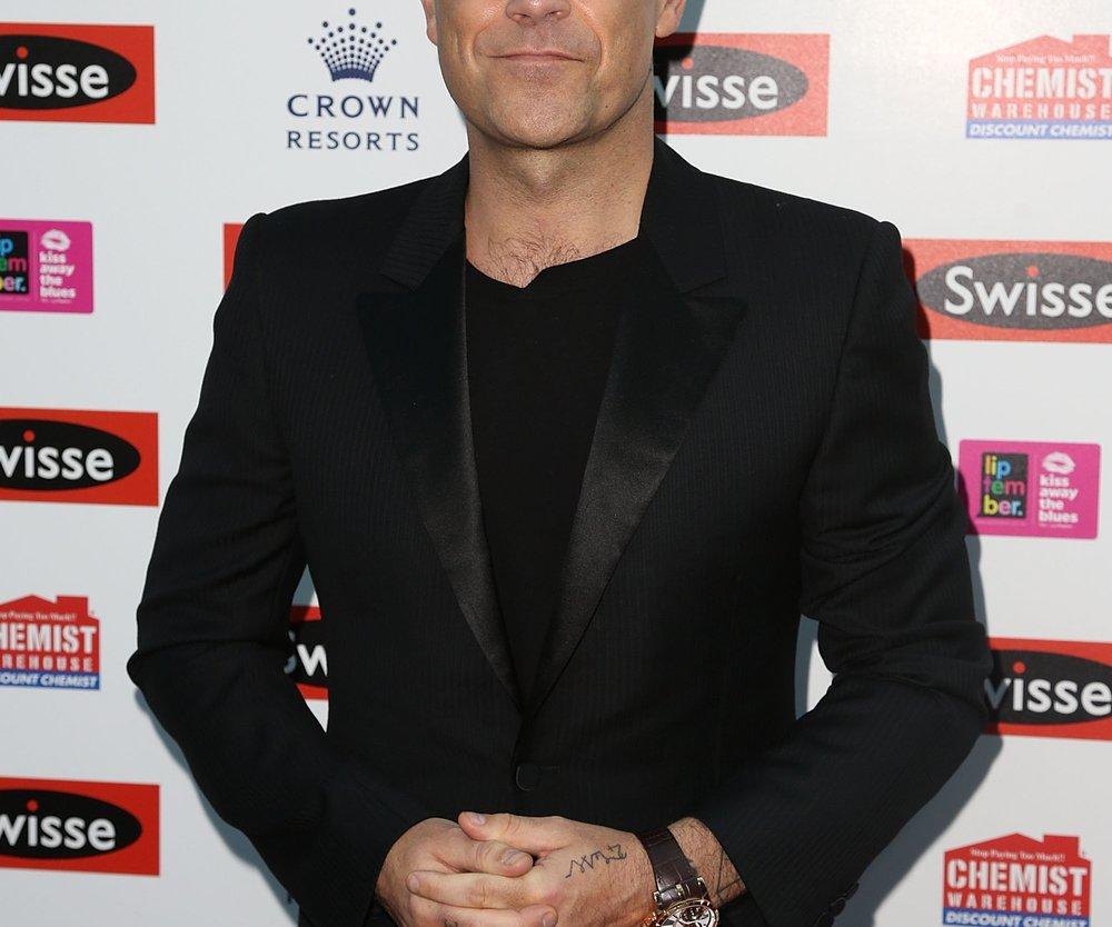 Robbie Williams spricht jetzt Deutsch